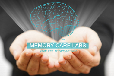 Memory Care Labs Web Design Tausch